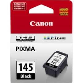 tinta canon 145 negro