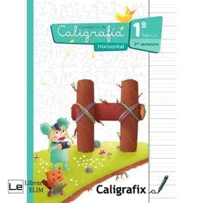 caligrafix 1 basico 2 semestre horizontal