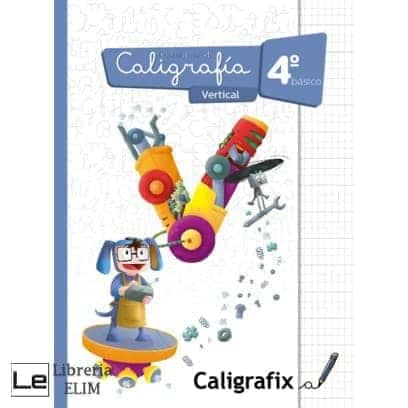 caligrafix 4 basico vertical