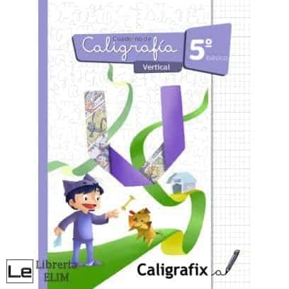 caligrafix 5 vertical
