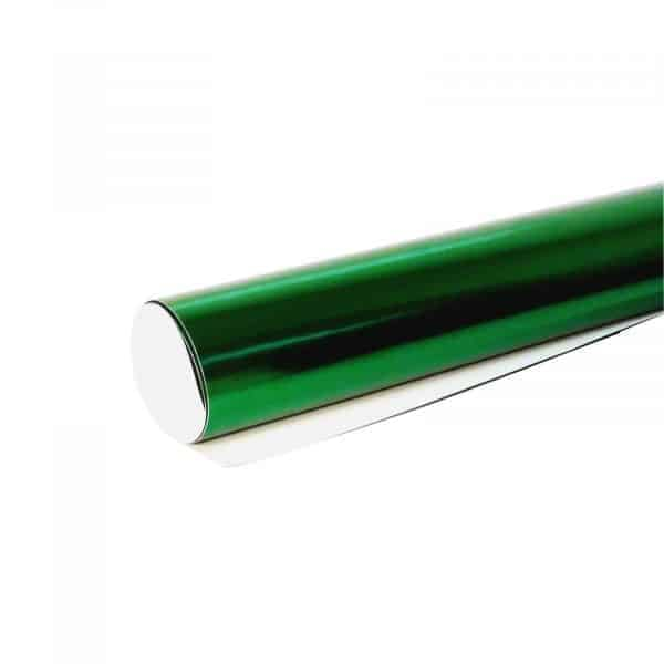 cartulina metalica verde 50x70cms 200grs
