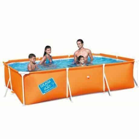 Piscina bestway 56413 orange