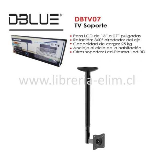 SOPORTE TV DE TECHO DBLUE