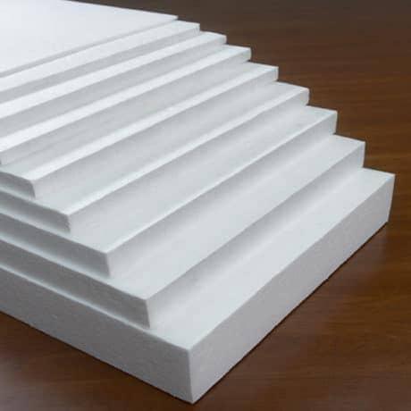 plancha de plumavit 100x50 cm poliestireno expandido - libreria elim