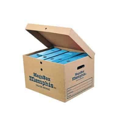 caja archivo megabox memphis - libreria elim
