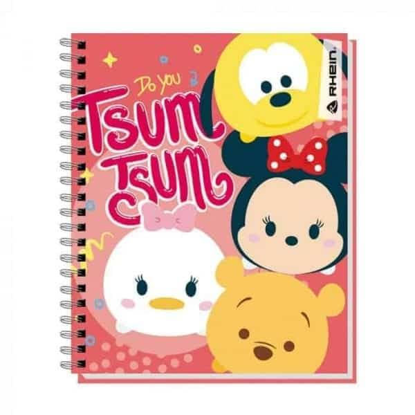 cuaderno universitario tsum tsum 320106_cuaderno_2