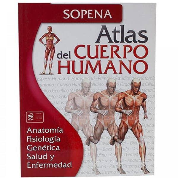 ATLAS DEL CUERPO HUMANO SOPENA