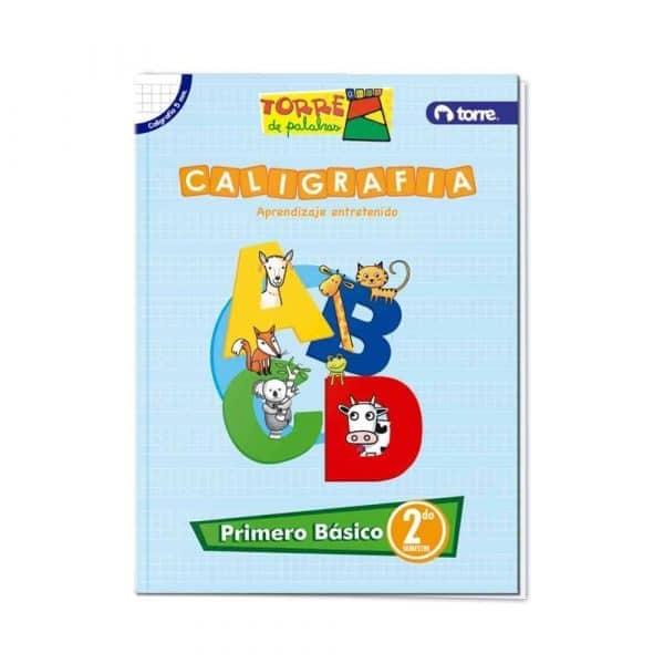CALIGRAFIA TORRE PALABRAS 1 BASICO 2 SEMESTRE 5MM 29316