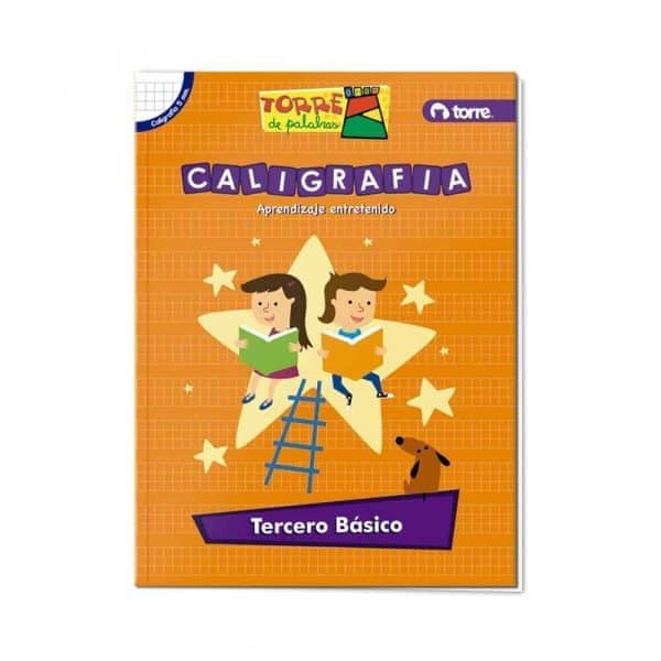 CALIGRAFIA TORRE PALABRAS 3 BASICO 5MM. APRENDIZAJE ENTRETENIDO 29318