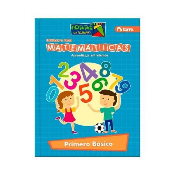MATEMATICAS TORRE 1 BASICO APRENDIZAJE ENTRETENIDO 29324