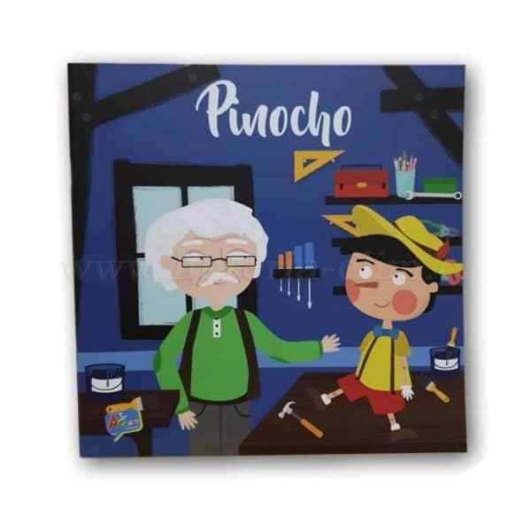 CUENTO PARA LEER PINOCHO 24 PAGINAS ART AND CRAFT