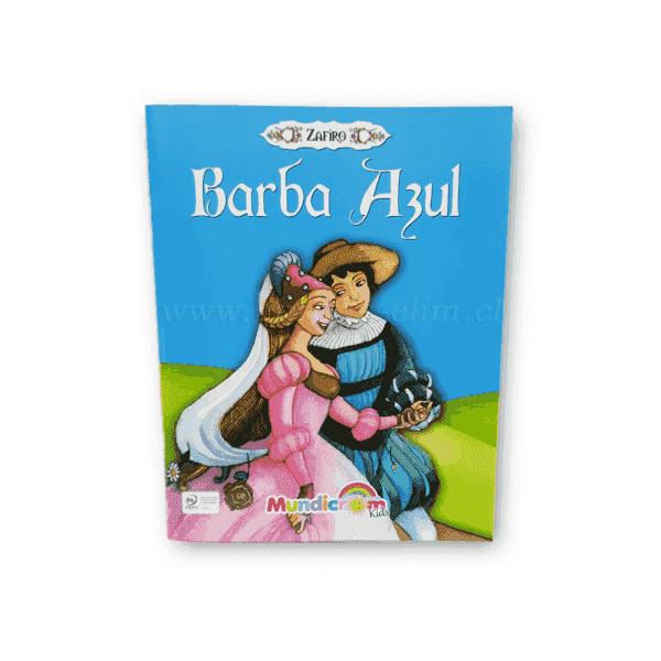 BARBA AZUL COLECCION ZAFIRO