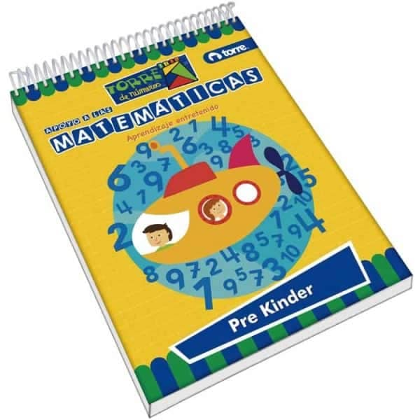 matematicas torre numeros prekinder aprendizaje entretenido