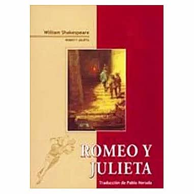romeo y julieta william shakespeare - pehuen