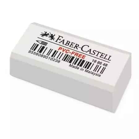 GOMA FABER CASTELL NEW STUDENT MEDIANA