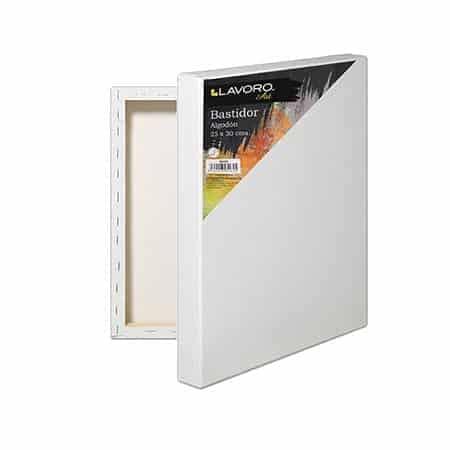 BASTIDOR 25X30CM LAVORO ART ALGODON -395462